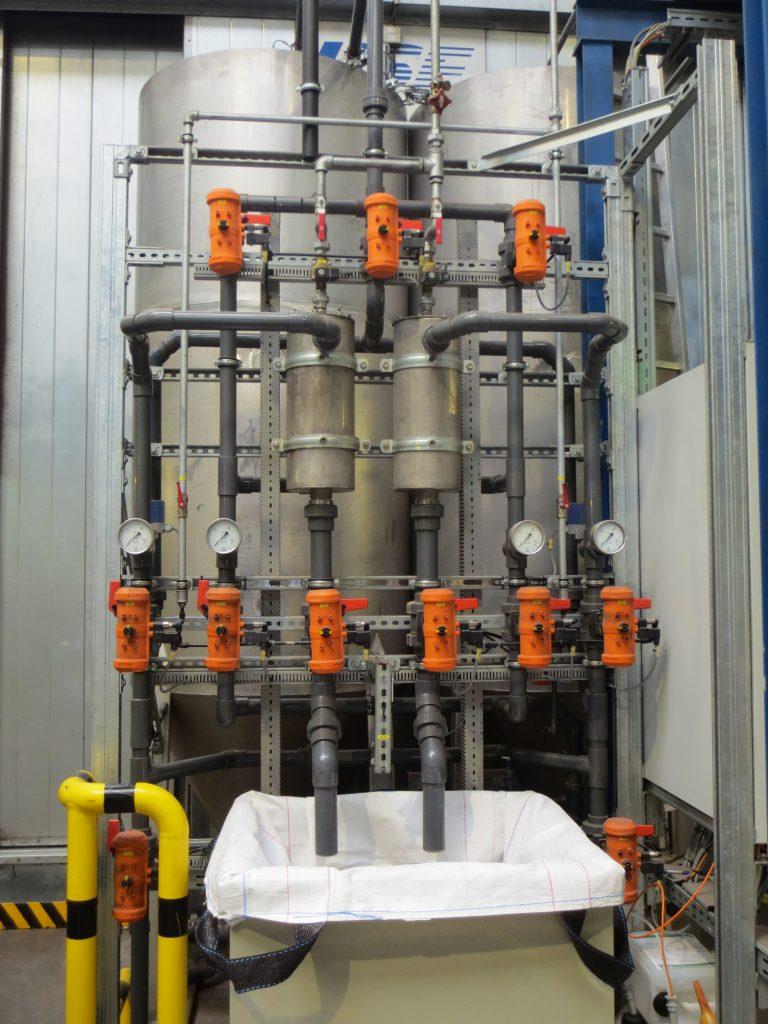 Job Projekte #1 Die Prozesswasseraufbereitung
