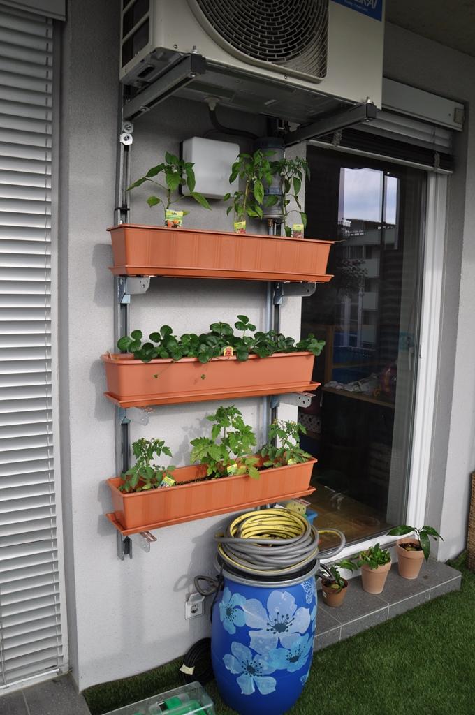 Das Outdoor Pflanzenregal Www Wurzelausdrei At